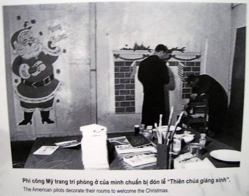 Hoa Lo Prison - Fake Christmas
