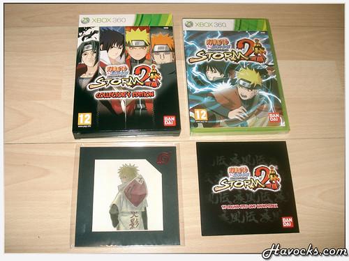 Naruto Ninja Storm 2 Collector - 02
