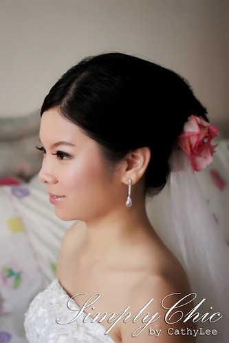 Sherry ~ Wedding Day