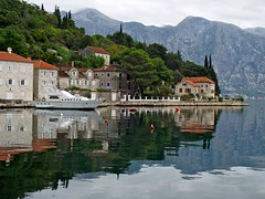 Perast, Kotor Bay (Jocelyn 777 wants the classic view back) Tags: travel balkans montenegro kotor bayofkotor