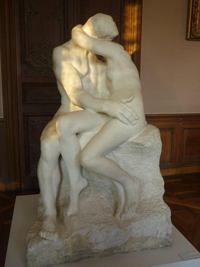 The Kiss (Le Baiser) @ Musée Rodin