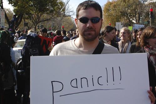 #PANIC!!!