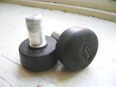 powerdyne round toe stops
