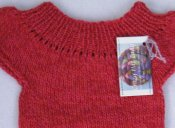 Toddler's 18/24 Month Girl's Cap Sleeve Sweater