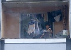 Cooking on the balcony - Pyongyang North Korea (Eric Lafforgue) Tags: voyage travel color colour building monument vertical horizontal architecture war asia outdoor balcony cook bbq korea asie 2008 coree balcon couleur immeuble northkorea ideology axisofevil pyongyang dictatorship eastasia dprk coreadelnorte stalinist juche traveldestinations exterieur nordkorea dictature traveldestination democraticpeoplesrepublicofkorea    koreanpeninsula 3416 coreadelnord  enhauteur encouleur juchesocialistrepublic coreedunord axedumal rdpc  insidenorthkorea  rpdc  northkoreanarmy kimjongun coreiadonorte