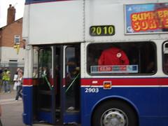 2903 C903FON (GarethJones79) Tags: green metrobus twm mcw 2903 wmt acocks wmpte nxwm c903fon