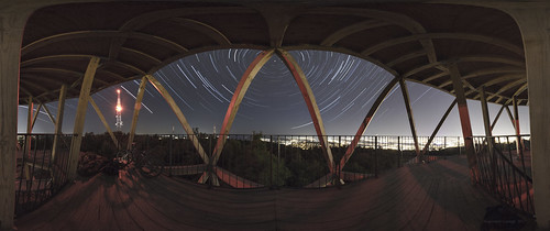 Startrails at HHH