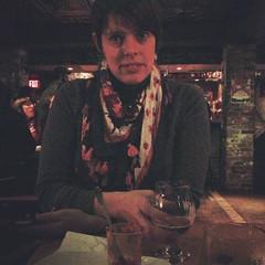 dinner out (elizajanecurtis) Tags: bar eliza instagram