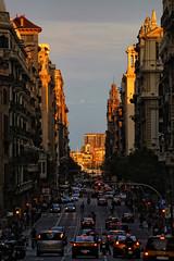 Nit i dia (Fotourbana) Tags: bcn barcelona