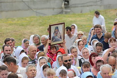 108. The Feast of Saint John, Wonder-worker of Shanghai and San Francisco in Adamovka Village / Свт. Иоанна Шанхайского в Адамовке 02.07.2017