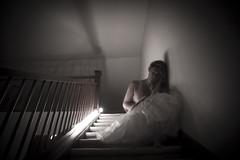"""A Moment"" (Melissa June Daniels) Tags: woman dress shadow light longexposure lovely feminine emotion memory melissajdaniels melissajunedaniels melissajdanielsphotography mjdphoto arms hair"