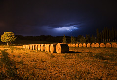 Tempesta (claudiachec) Tags: temporale storm fulmine campagna country