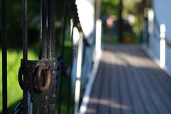 Värav (Jaan Keinaste) Tags: pentax k3 pentaxk3 eesti estonia lagedi lagedivabadussõjamuuseum rippsild suspensionbridge värav gateway