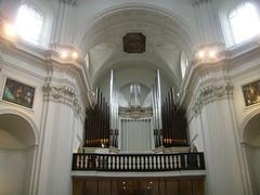 Wrzburg - Orgel in Neumnster (conti-reisen_de) Tags: unesco portal wrzburg orgel residenz neumnster marienkapelle falkenhaus grafeneckart