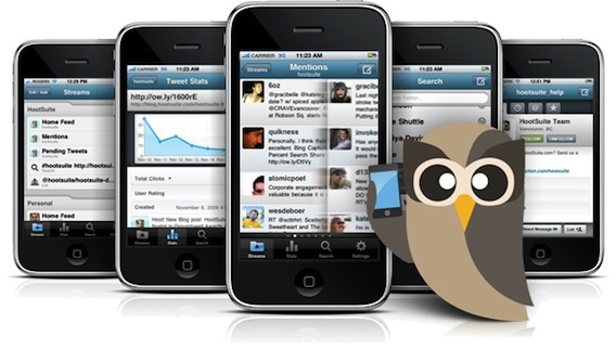 HootSuite for iPhone