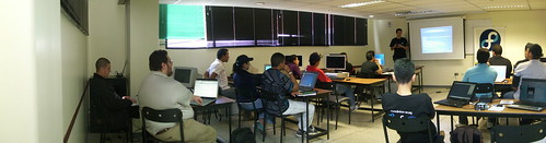 Panoramica: Release Party - Fedora 12 - Caracas