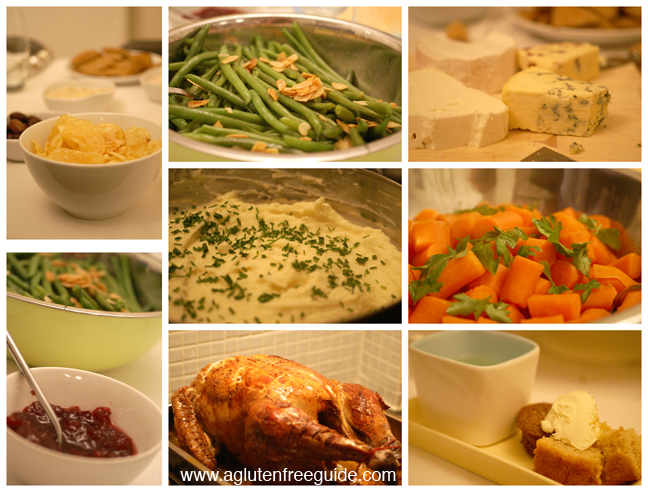 Gluten Free Thanksgiving in London