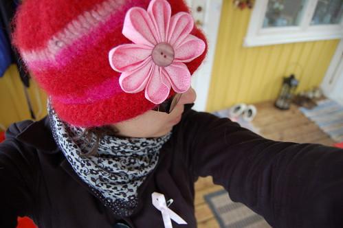 My Kansazhi Hat (Copyright Hanna Andersson)