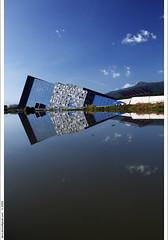 LanYang Museum  (*dans) Tags: blue museum taiwan  yilan   toucheng    lanyang      lanyangmuseum