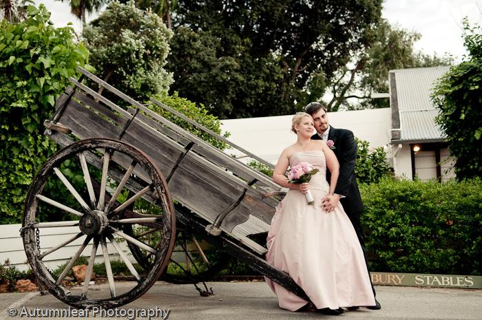 Prue & Paul's Wedding- Padbury Stables (Rosehill Estate)