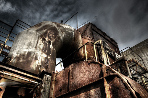 Waste disposal plant #10