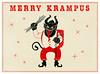 Krampus Card 2009 (corleyms) Tags: naughty card krampus