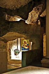 Inside the Milk Grotto church (© Custodia Terrae Sanctae)