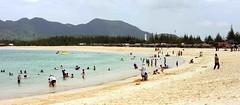 Pantai Lhok Nga (Mangiwau) Tags: travel beach banda waves surfing tourist adventure destination aceh environs pantai nga lhok
