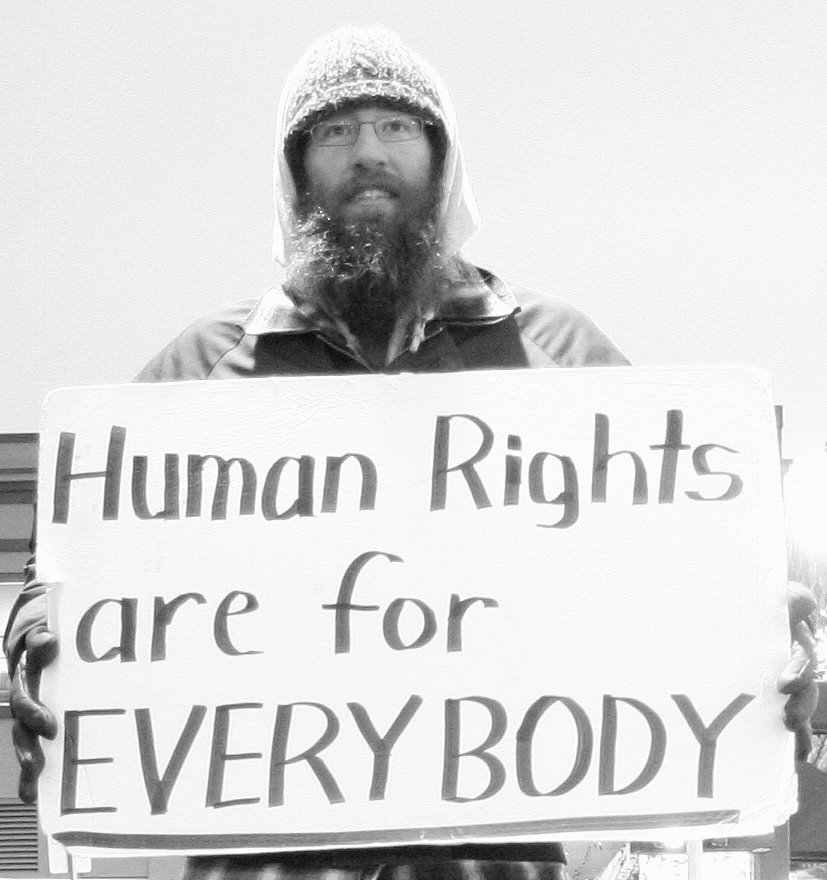 Human Rights are for Everybody