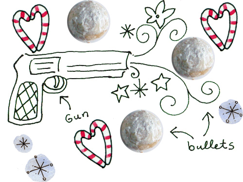 Bullets of Sweetness