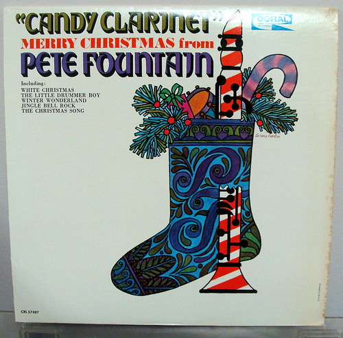 """Candy Clarinet"", Merry Christmas from Pete Fountain"