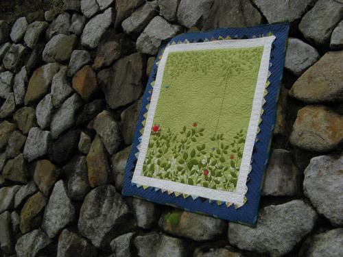 milo`s quilt-stone