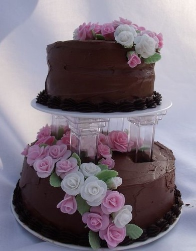 "First ""Wedding Cake"""