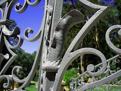 Gate (Lucia McElveen) Tags: buckheadga