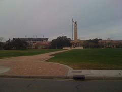 LSU Clock Tower
