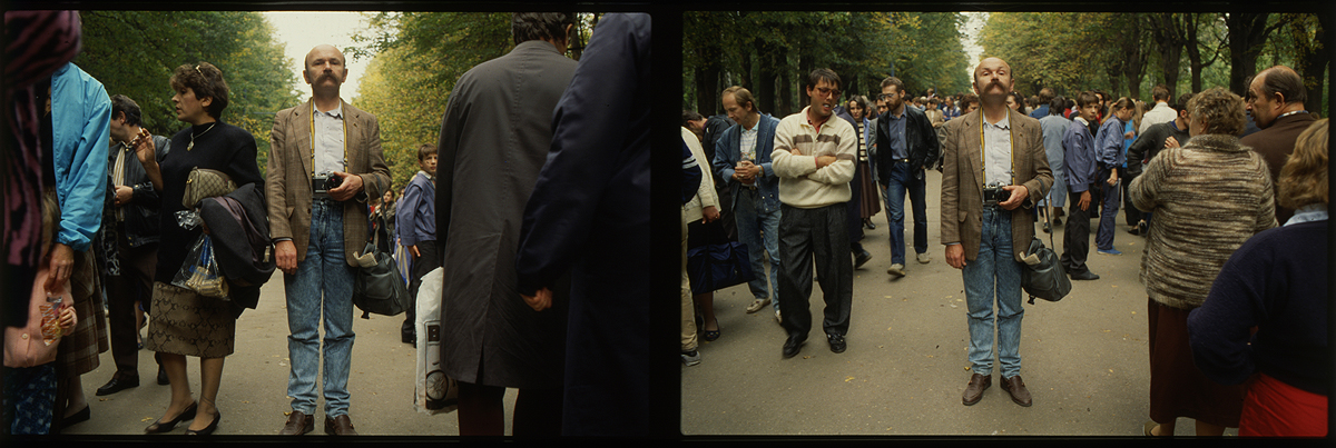 Александр Слюсарев Москва 1988(?)
