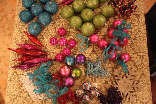 goodbye, beautiful ornaments