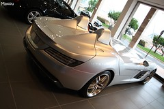 Mercedes SLR Stirling Moss (MaxouCars) Tags: road slr cars mercedes moss stirling monaco carlo monte exotics
