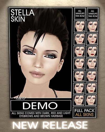 *YS&YS* New skin - Stella
