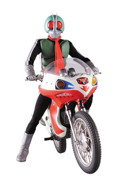 RAH Kamen Rider v2.5 Cyclone