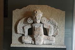 Carving at Museo Arqueologico de Campeche