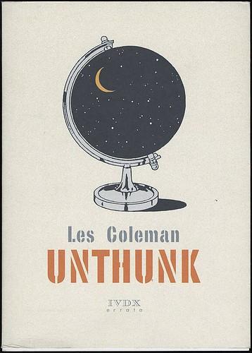 Unthunk by Les Coleman, 2002