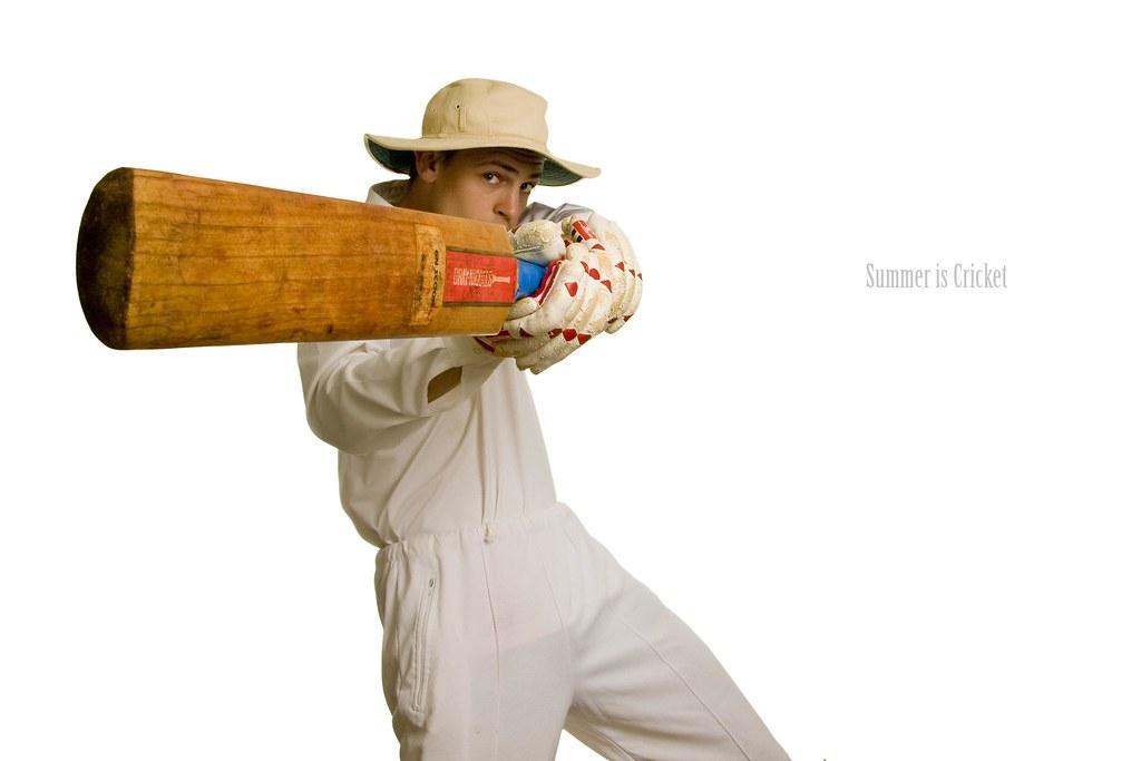 5/365 - Summer is Cricket
