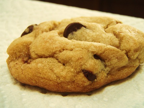 cook's illustrated chocolate chip cookie - 30