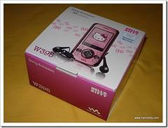Sony Ericsson W395 Hello Kitty Edition handphone (harrokitty) Tags: phone hellokitty sonyericsson special edition handphone