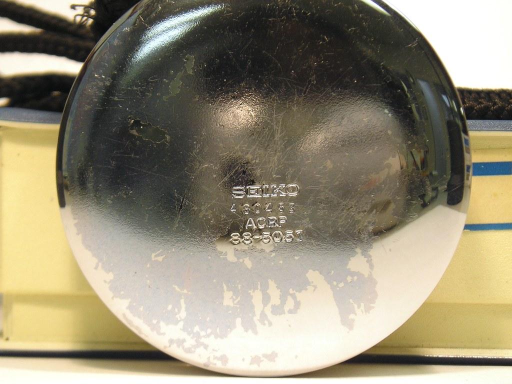 Seiko stopwatch 88-5051