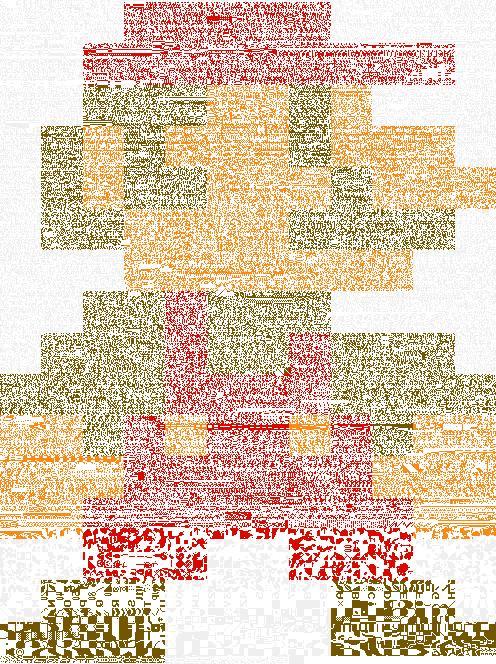 Machine code Mario