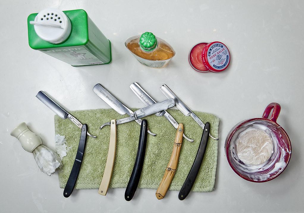 7/365: Shaving Kit