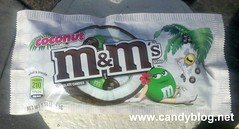 Coconut M&Ms spotted at LA Farmers Market