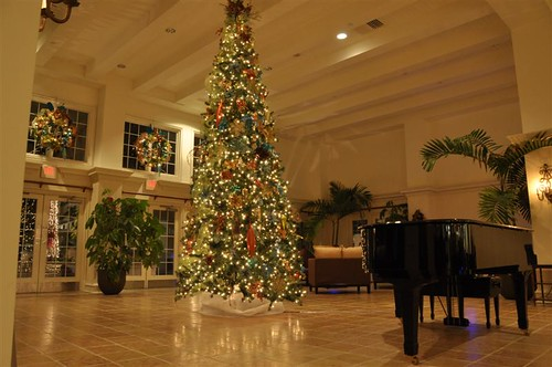 Westin Casuarina Hotel at Christmas